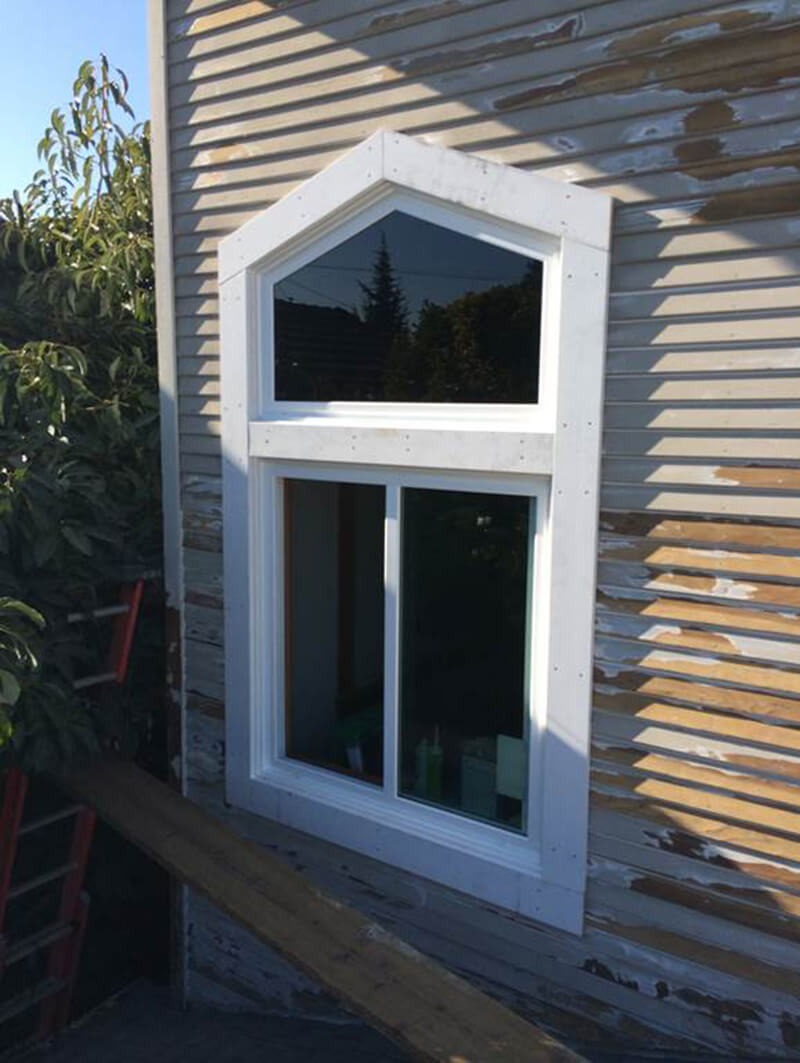 Custom Shape Campbell CA Replacement Windows And Doors