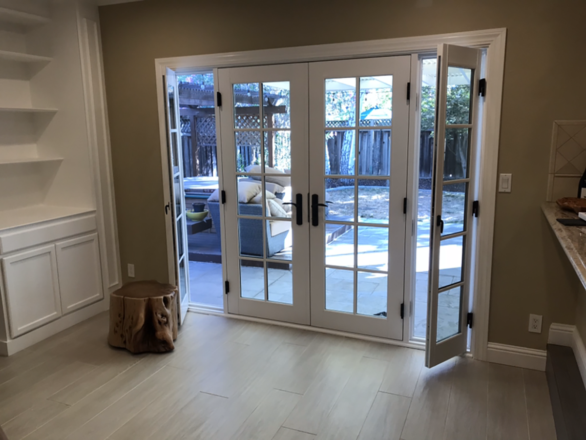 French Cupertino CA Replacement Doors