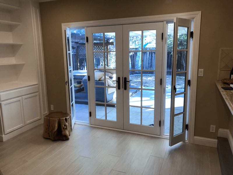 French Cupertino CA Replacement Windows Doors