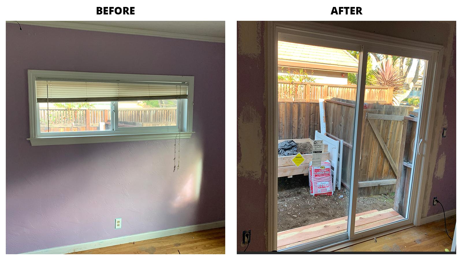 Interior Fremont CA Replacement Windows
