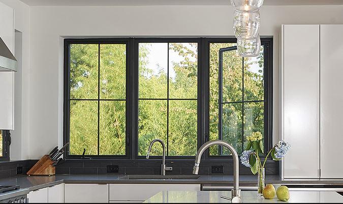 replacement windows in San Jose