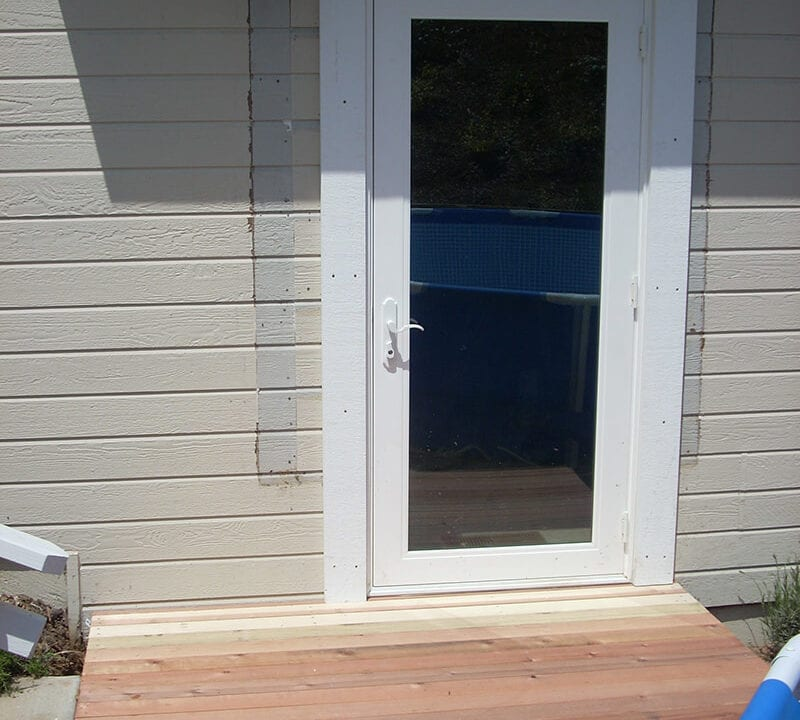 Side Entry Los Gatos CA Replacement Windows
