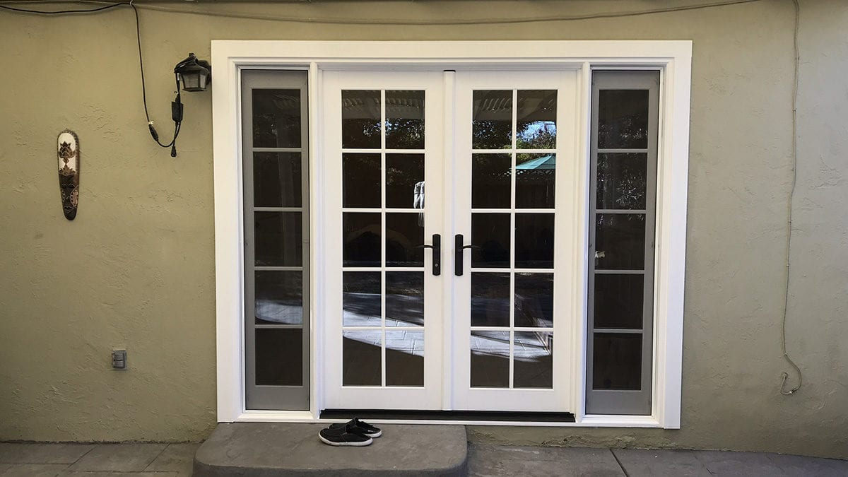 French Cupertino CA Replacement Windows And Doors
